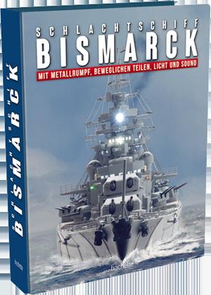 Schlachtschiff Bismarck – Sammelordner