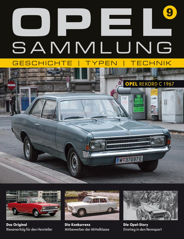 Opel-Sammlung – Ausgabe 09