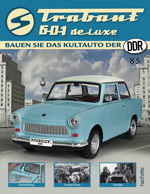 Trabant 601 de luxe – Ausgabe 085