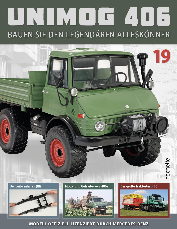 Unimog 406 – Ausgabe 019