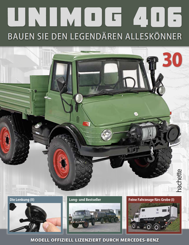 Unimog 406 – Ausgabe 030