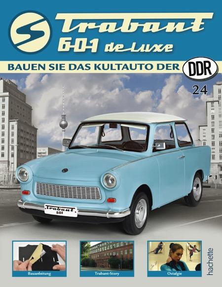 Trabant 601 de luxe – Ausgabe 024