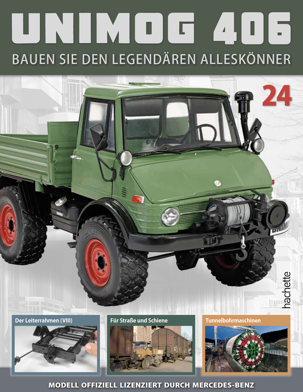 Unimog 406 – Ausgabe 024