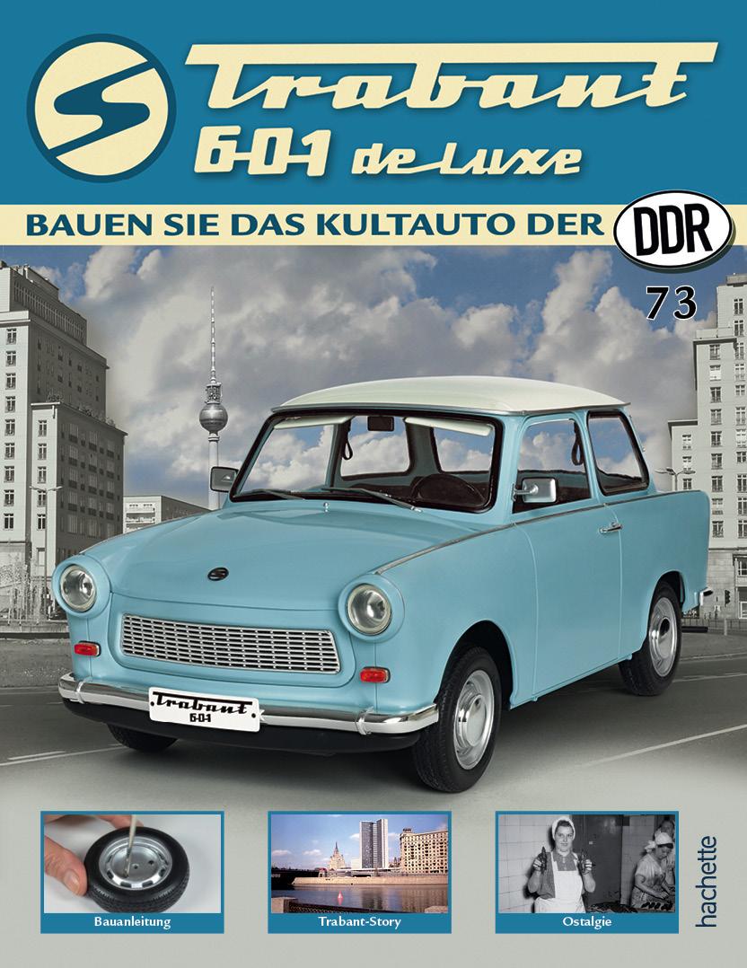 Trabant 601 de luxe – Ausgabe 073