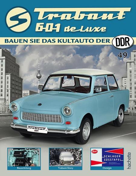 Trabant 601 de luxe – Ausgabe 049