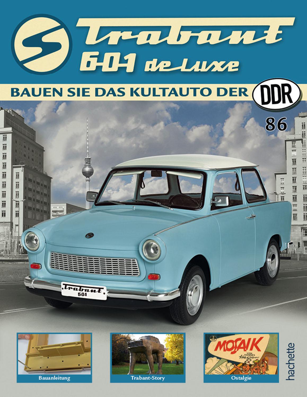 Trabant 601 de luxe – Ausgabe 086