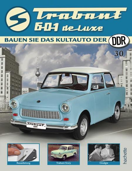 Trabant 601 de luxe – Ausgabe 030