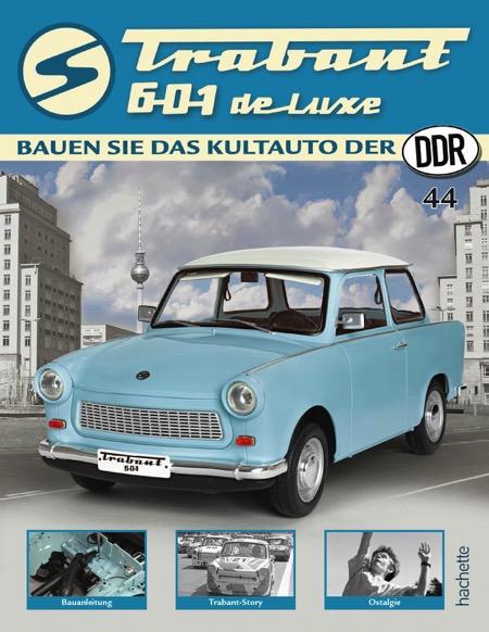 Trabant 601 de luxe – Ausgabe 044