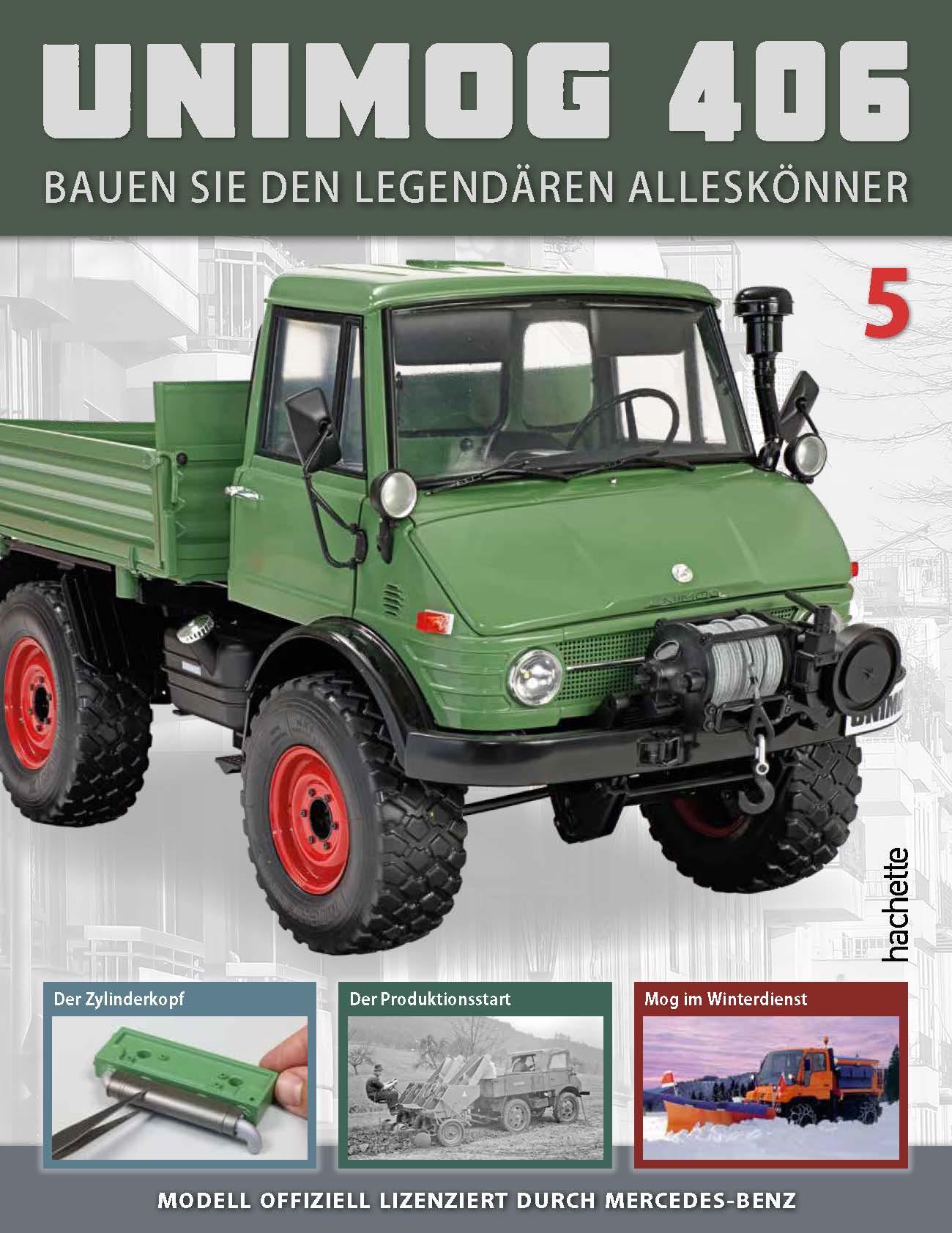 Unimog 406 – Ausgabe 005