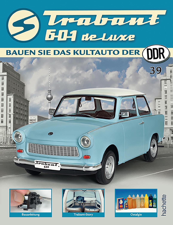 Trabant 601 de luxe – Ausgabe 039