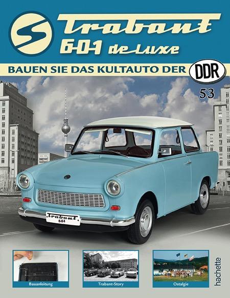 Trabant 601 de luxe – Ausgabe 053