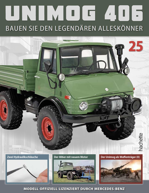 Unimog 406 – Ausgabe 025