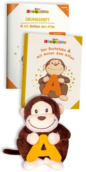 Mein Tier-ABC – Ausgabe 01