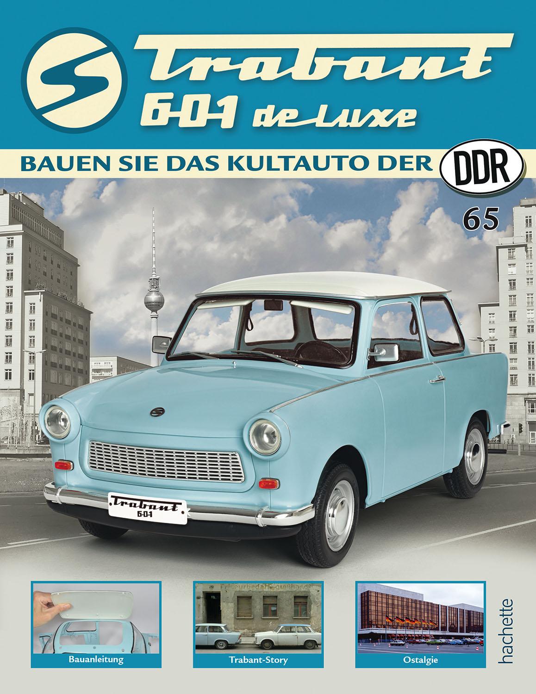 Trabant 601 de luxe – Ausgabe 065