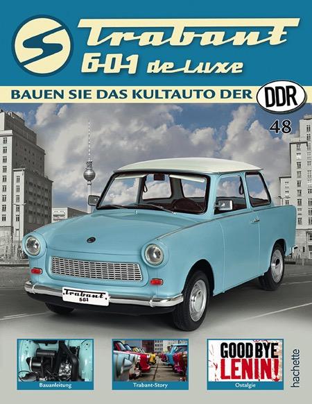 Trabant 601 de luxe – Ausgabe 048