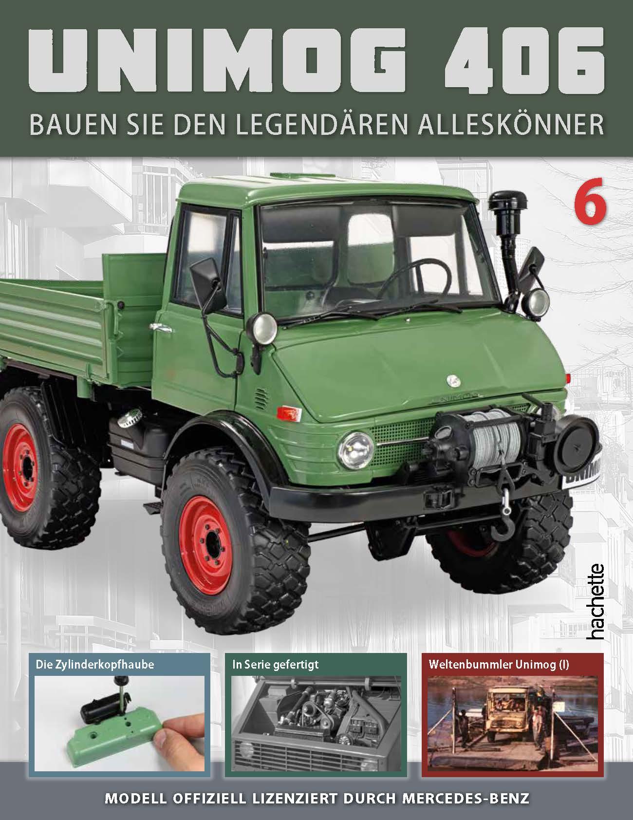 Unimog 406 – Ausgabe 006