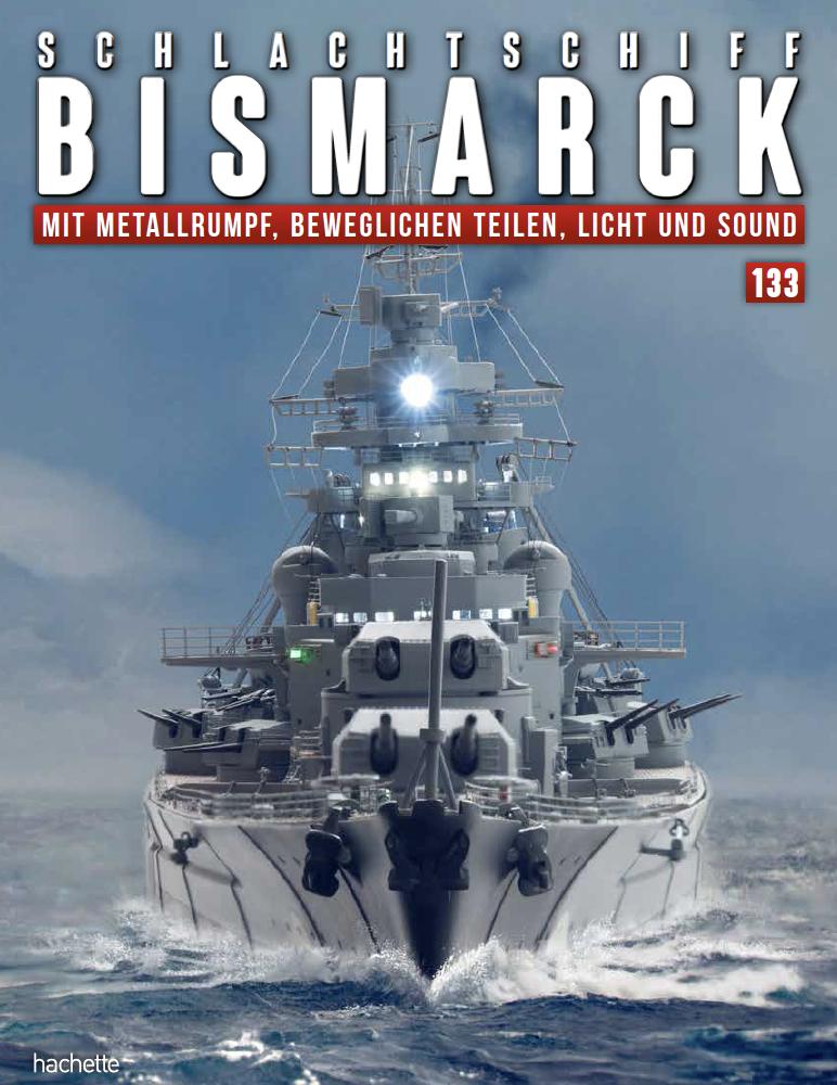 Schlachtschiff Bismarck – Ausgabe 133