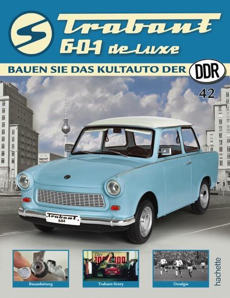 Trabant 601 de luxe – Ausgabe 042