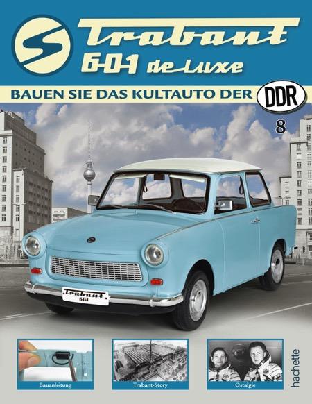 Trabant 601 de luxe – Ausgabe 008