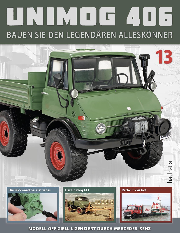 Unimog 406 – Ausgabe 013
