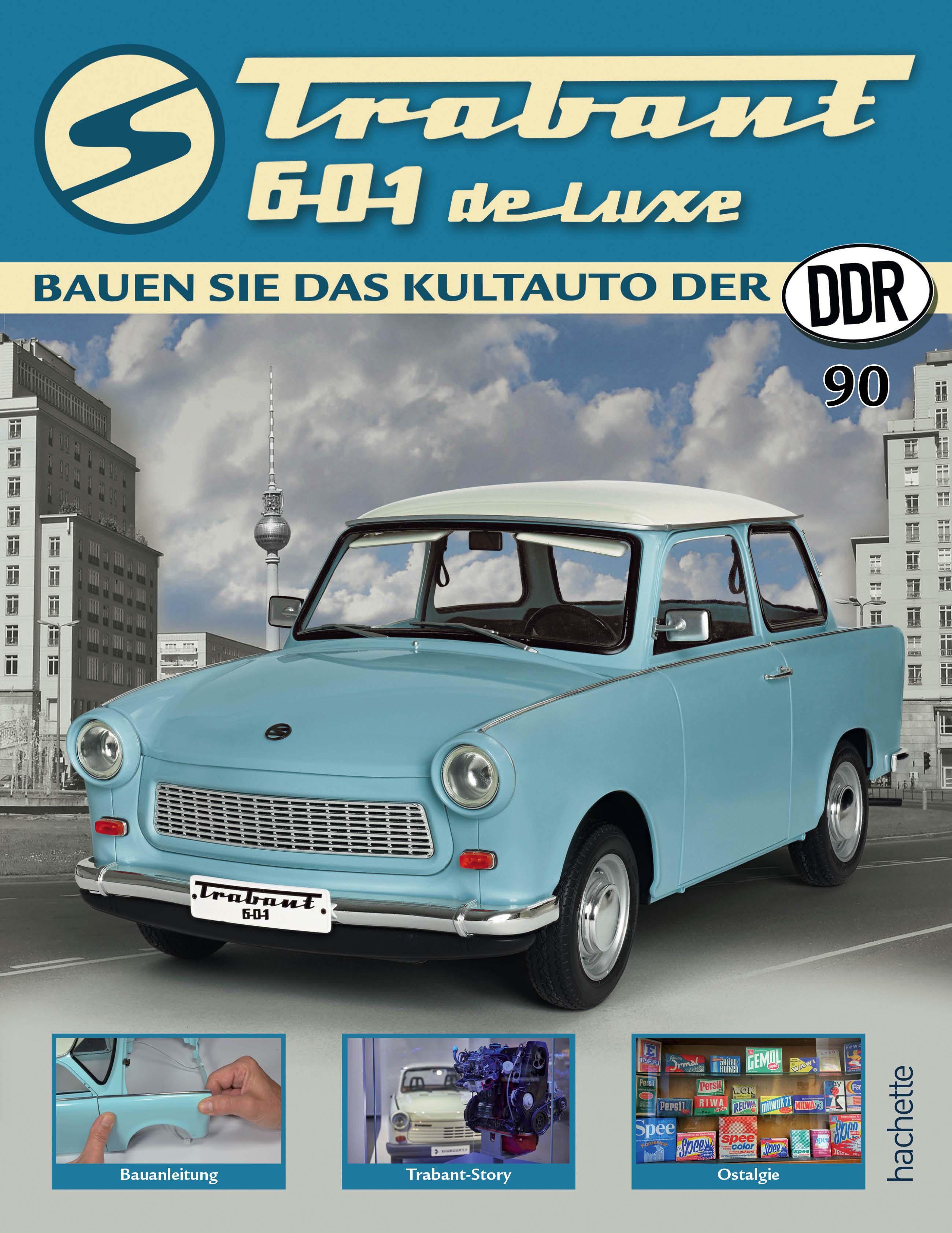 Trabant 601 de luxe – Ausgabe 090