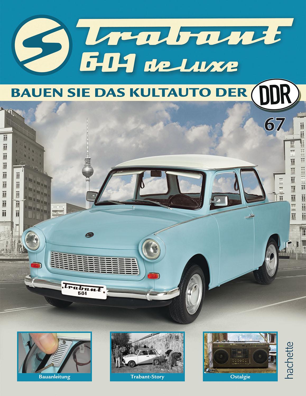 Trabant 601 de luxe – Ausgabe 067