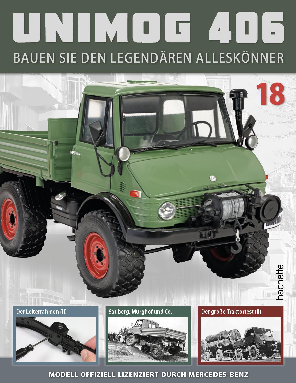 Unimog 406 – Ausgabe 018