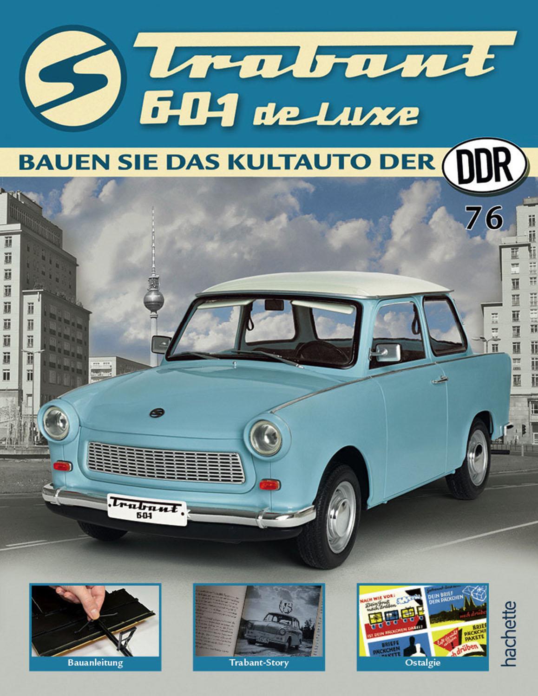 Trabant 601 de luxe – Ausgabe 076