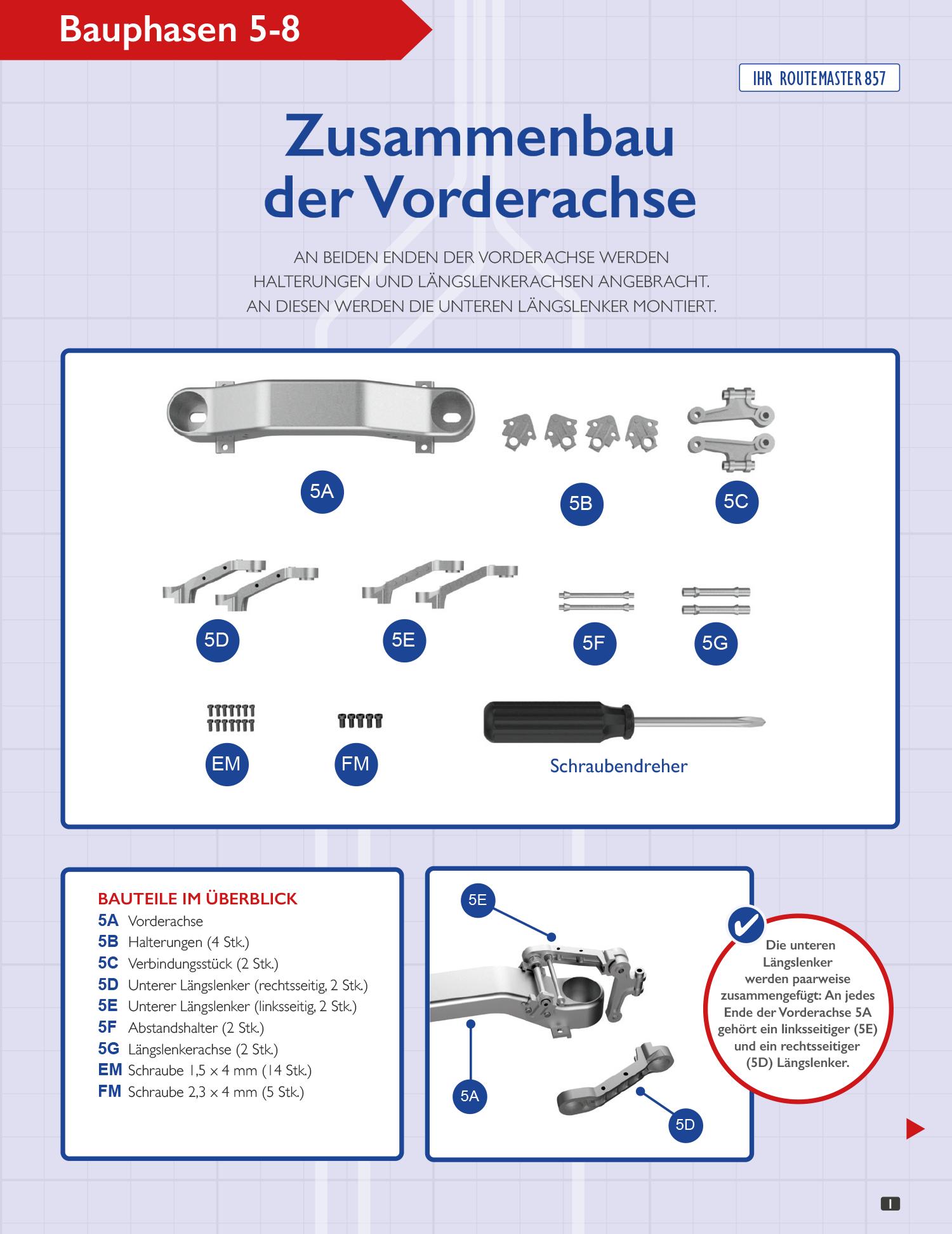 Routemaster – Lieferung 02