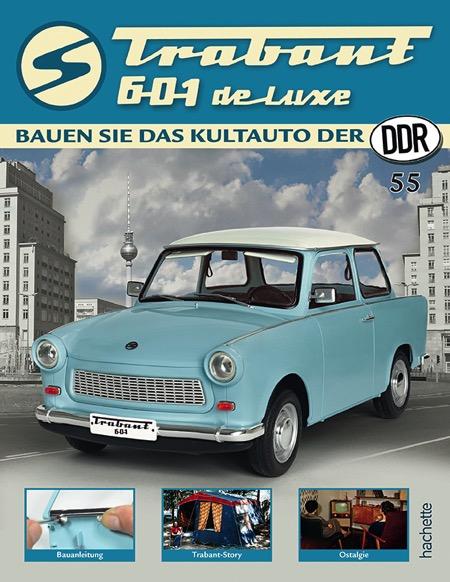Trabant 601 de luxe – Ausgabe 055