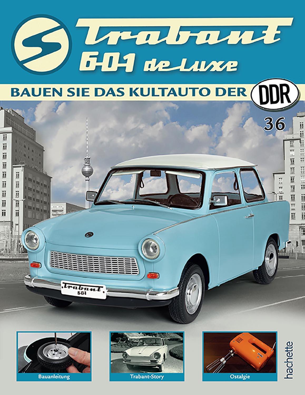 Trabant 601 de luxe – Ausgabe 036