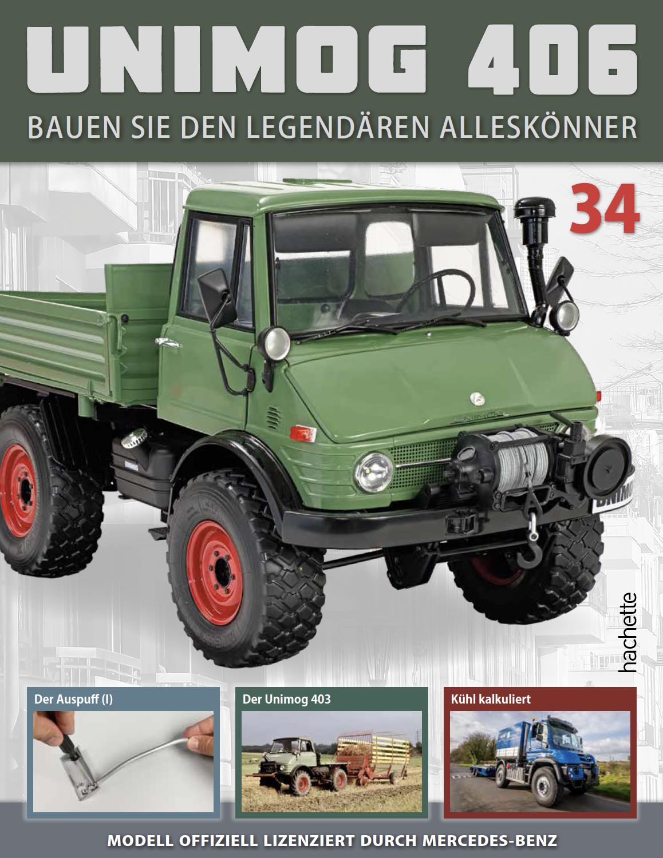 Unimog 406 – Ausgabe 034