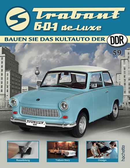 Trabant 601 de luxe – Ausgabe 059