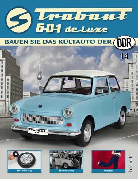 Trabant 601 de luxe – Ausgabe 014