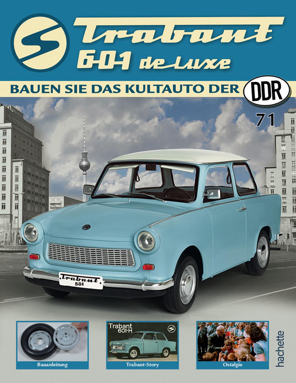 Trabant 601 de luxe – Ausgabe 071