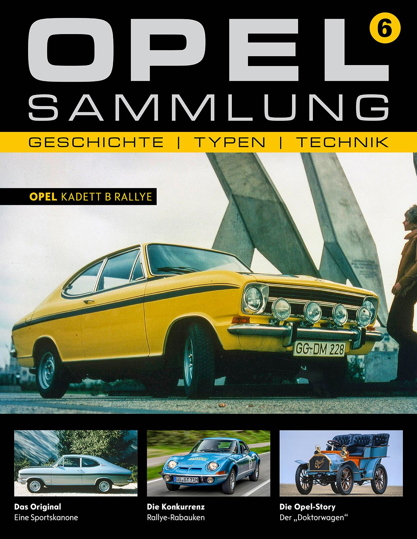 Opel-Sammlung – Ausgabe 06