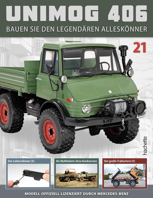 Unimog 406 – Ausgabe 021