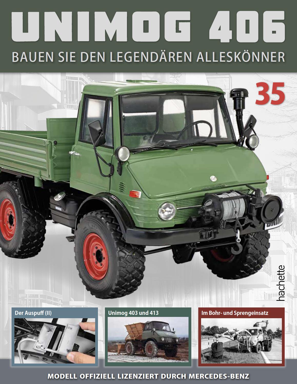 Unimog 406 – Ausgabe 035
