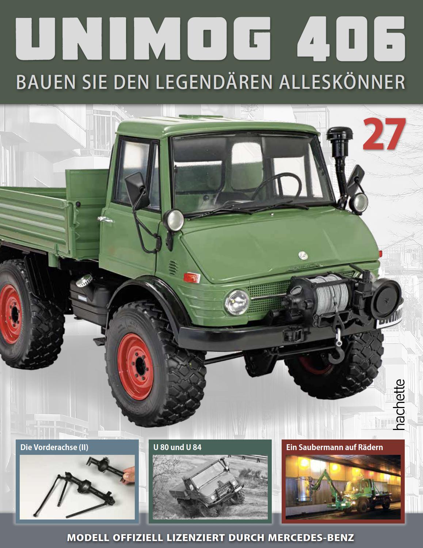 Unimog 406 – Ausgabe 027