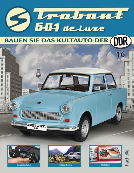 Trabant 601 de luxe – Ausgabe 016