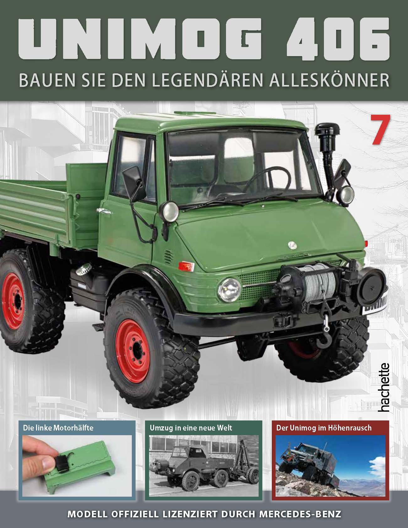 Unimog 406 – Ausgabe 007