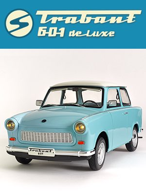 Trabant 601 de luxe