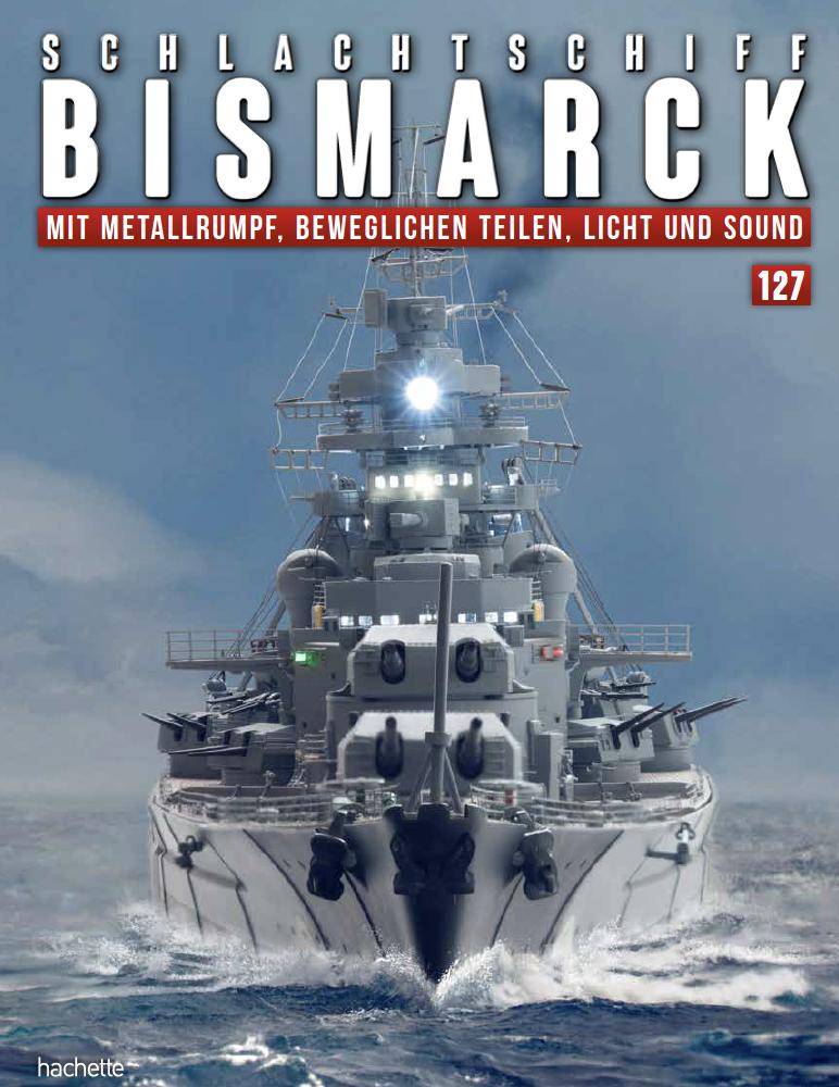 Schlachtschiff Bismarck – Ausgabe 127