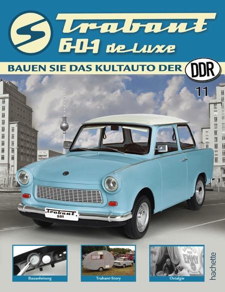 Trabant 601 de luxe – Ausgabe 011