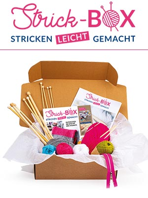 Strick-Box