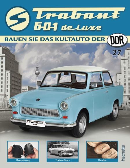 Trabant 601 de luxe – Ausgabe 027