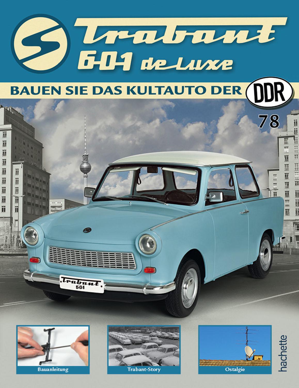 Trabant 601 de luxe – Ausgabe 078