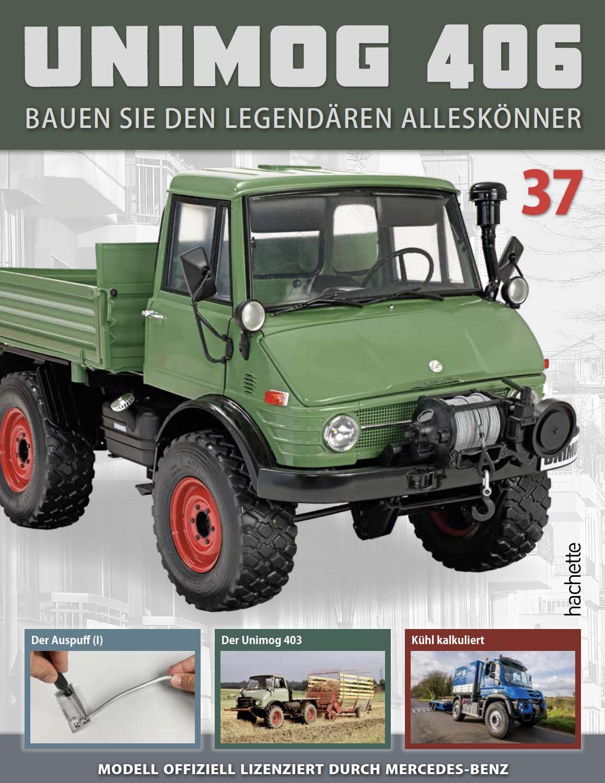 Unimog 406 – Ausgabe 037