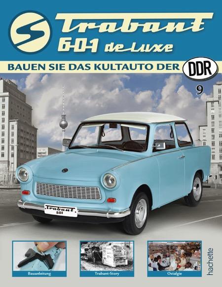 Trabant 601 de luxe – Ausgabe 009