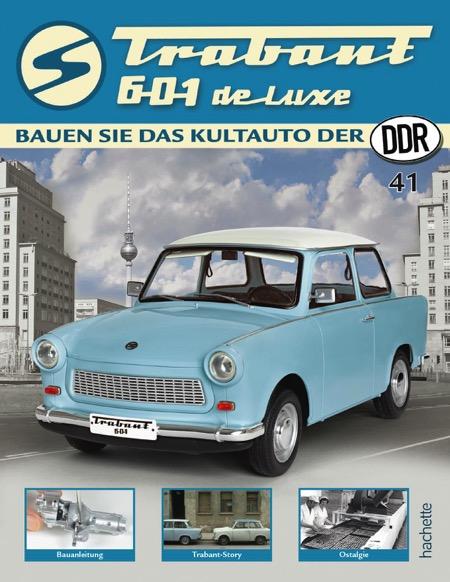Trabant 601 de luxe – Ausgabe 041